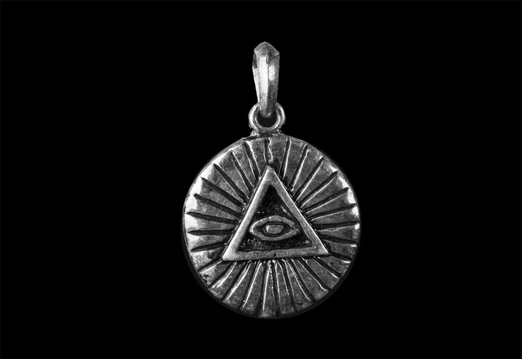 THE EYE OF PROVIDENCE - Rock and Jewel