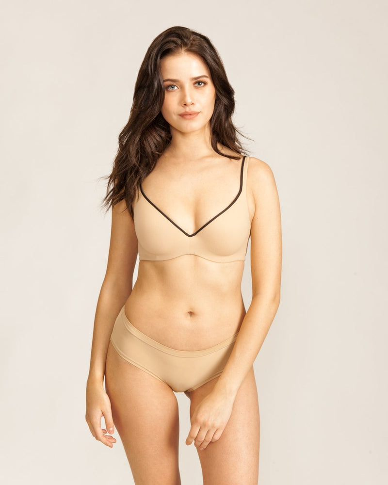 SLEEPLESS V shape comfort  lux bra Enduo Brands