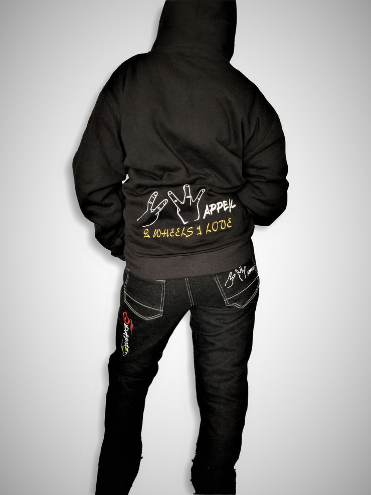 ARMORED 2WA SHIFT Jeans With DuPont™ Kevlar® & Body Armor