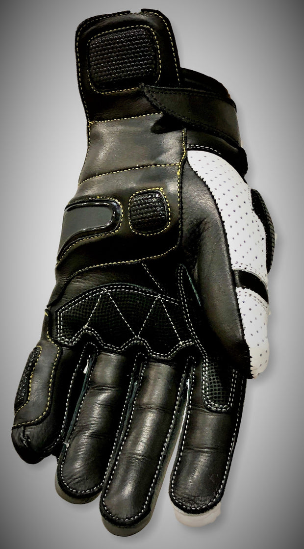 ARMORED 2WA GP Shorty Gloves With Dupont™ Kevlar ®