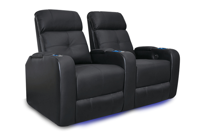 Valencia Verona Power Headrest Theater Seating