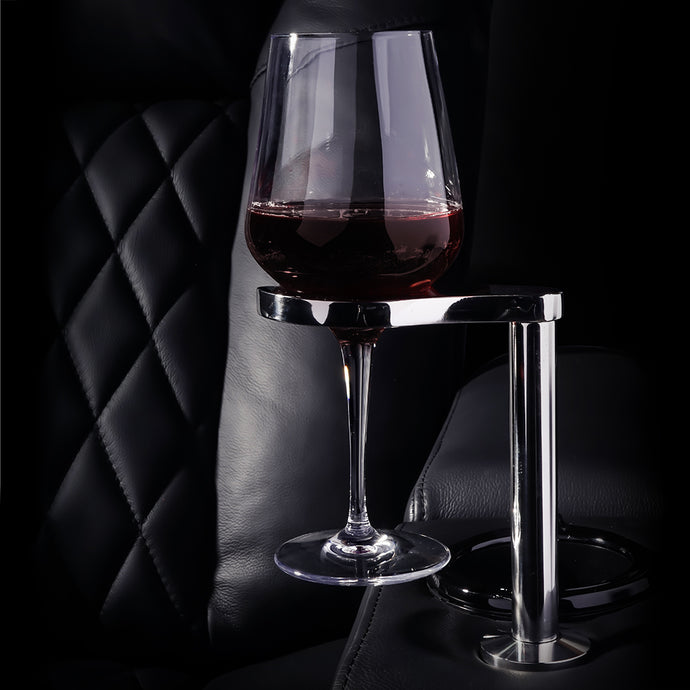 Valencia Theater Seating Wine Glass Caddy