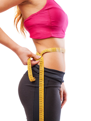 Female athlete losing weight with get suppd cheap weight loss supplements