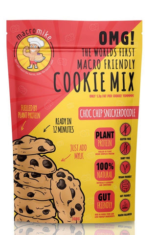 MACROMIKE- Cookie mix!
