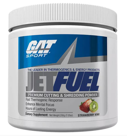 Jet fuel- shredding powder - Gat sport