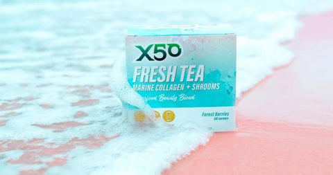 FRESH TEA x50 collagen