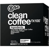 Bsc Clean coffee x100