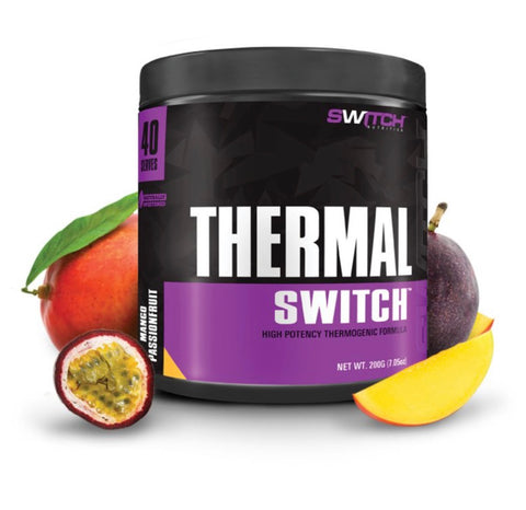 Thermal switch - High potency thermogenic - SWITCH