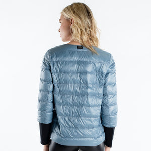 The Langham - 3/4 Sleeve Down Jacket