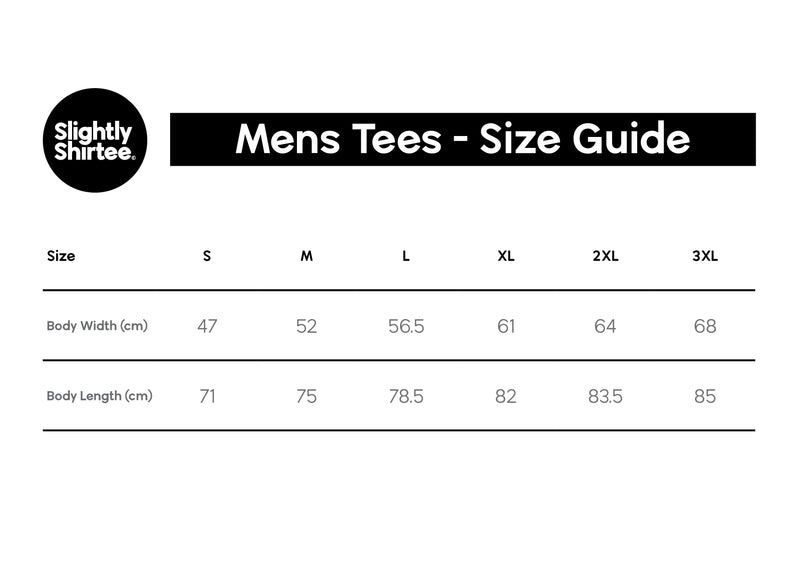 Good On Ya tee (Men's) - White