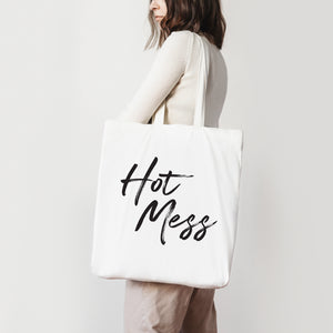 Hot Mess tote
