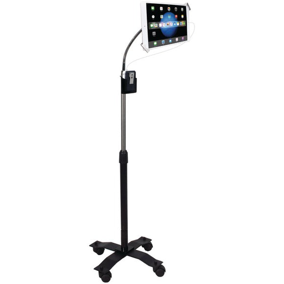 Check it out Portable & Personal Electronics CTA Digital PAD-SCGS Compact Security Gooseneck Floor Stand with Lock & Key Security System for iPad-Tablet Default Title Cta Digital at popular-product-trends.myshopify.com