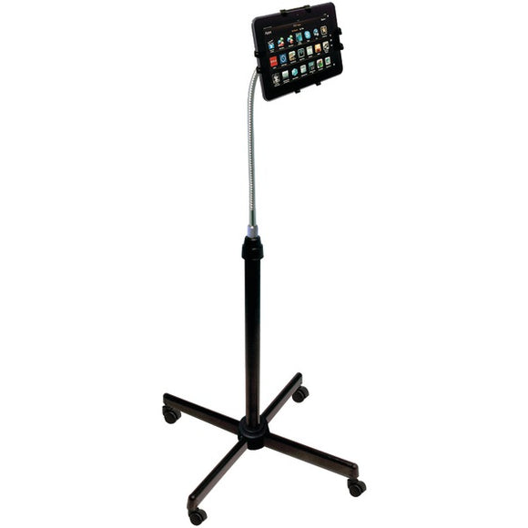 Check it out Portable & Personal Electronics CTA Digital PAD-UAFS Height-Adjustable Gooseneck Stand with Casters for iPad-Tablet Default Title Cta Digital at popular-product-trends.myshopify.com