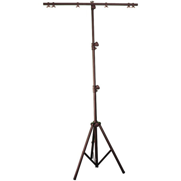 Eliminator(R) Lighting E132 Tri-32 Light Stand, 9ft