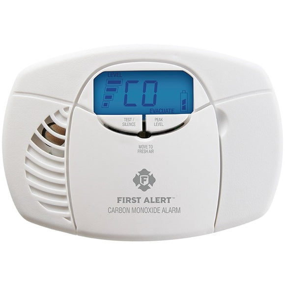 Check it out Surveillance Safety & Security First Alert 1039727 Battery-Powered Carbon Monoxide Alarm with Backlit Digital Display Default Title First Alert at popular-product-trends.myshopify.com