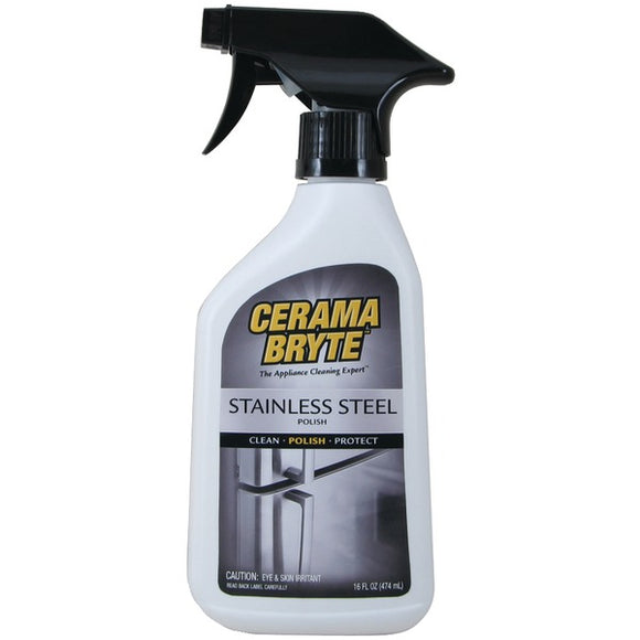 Check it out Appliance Accessories Tools & RTO Cerama Bryte 47616 Stainless Steel Cleaning Polish Default Title Cerama Bryte at popular-product-trends.myshopify.com