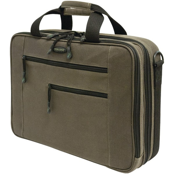 "Check it out Computer Peripherals & Home Office Mobile Edge MECBC9 16"" PC-17"" MacBook Canvas ECO Briefcase, Olive Green Default Title Mobile Edge at popular-product-trends.myshopify.com"