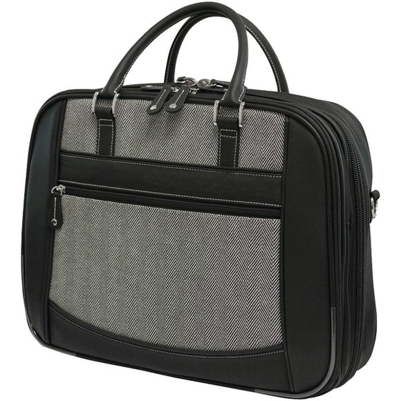 "Check it out Computer Peripherals & Home Office Mobile Edge MESFEBHL 16"" Herringbone Large Checkpoint Friendly Notebook Bag Default Title Mobile Edge at popular-product-trends.myshopify.com"