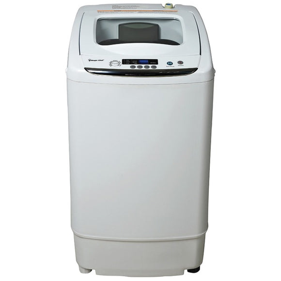 Check it out Housewares & Personal Care Magic Chef MCSTCW09W1 .9 Cubic-ft Top-Load Washer Default Title Magic Chef at popular-product-trends.myshopify.com