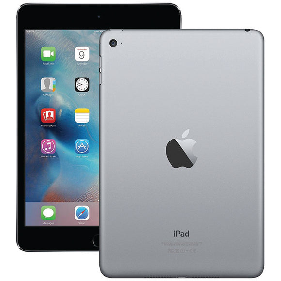 Apple MF432-A5-1.0-16GB-WI-FI-SPC GRY Certified Preloved 16GB iPad mini for Wi-Fi
