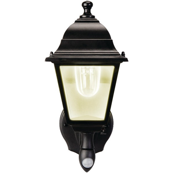 Check it out Outdoor Recreation & Fitness MAXSA Innovations 44219 Motion-Activated Wall Sconce (Black) Default Title Maxsa Innovations at popular-product-trends.myshopify.com