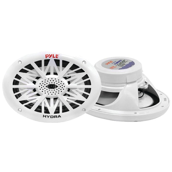 "Check it out Automotive Marine & GPS Pyle PLMR692 Hydra Series 6"" x 9"" 260-Watt 2-Way Marine Speakers Default Title Pyle at popular-product-trends.myshopify.com"