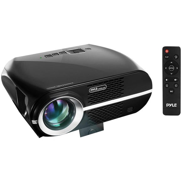 Check it out Home Theater & Custom Install Pyle PRJLE67 1080p Full HD Home Theater Digital Projector Default Title Pyle at popular-product-trends.myshopify.com