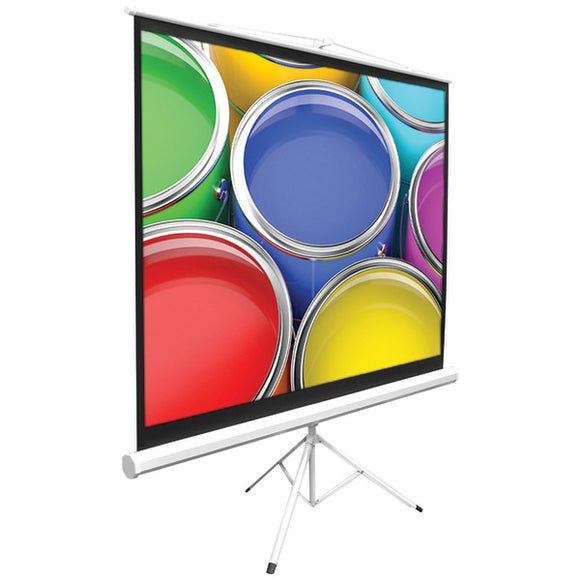 "Check it out Home Theater & Custom Install Pyle Home PRJTP84 Floor-Standing Portable Tripod Manual Projector Screen (84"") Default Title Pyle Home at popular-product-trends.myshopify.com"
