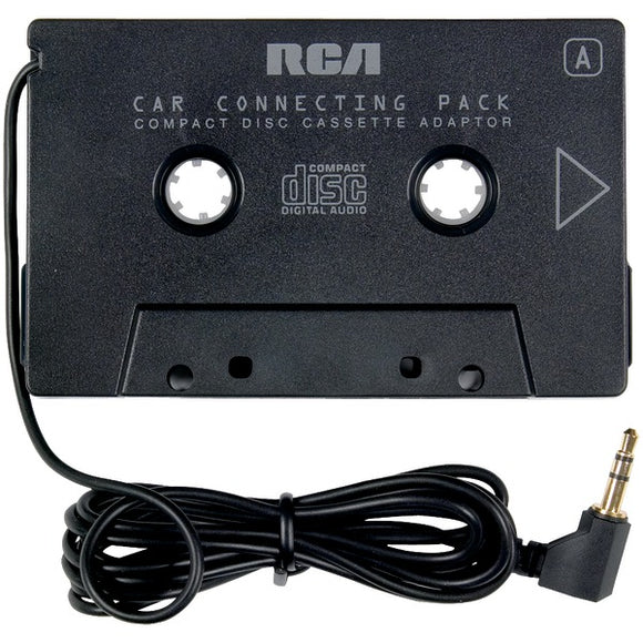 Check it out Portable & Personal Electronics RCA AH600R CD-Auto Cassette Adapter Default Title Rca at popular-product-trends.myshopify.com
