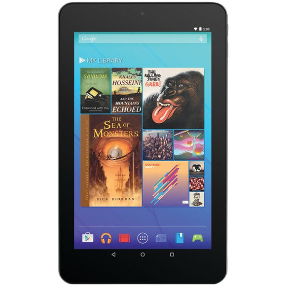 "Check it out Portable & Personal Electronics Ematic EGQ347BL 7"" HD Quad-Core Android 5.0 8GB Tablet with Bluetooth Default Title Ematic at popular-product-trends.myshopify.com"