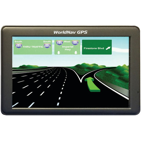 "Check it out Automotive Marine & GPS TeleType Co. 769060 WorldNav 7690 High-Resolution 7"" Truck GPS with Bluetooth Default Title Teletype Co. at popular-product-trends.myshopify.com"