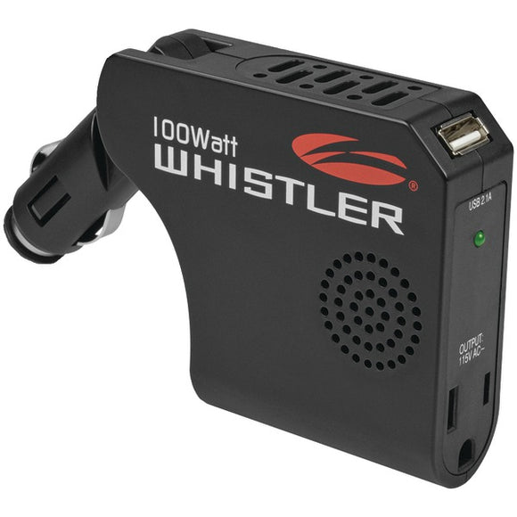 Check it out Automotive Marine & GPS Whistler XP100i XP Series 100-Watt-Continuous Power Inverter Default Title Whistler at popular-product-trends.myshopify.com