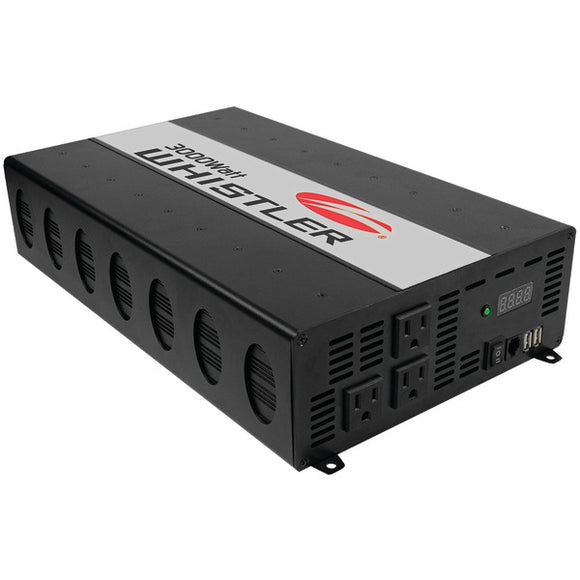Check it out Automotive Marine & GPS Whistler XP3000i XP Series 3,000-Watt-Continuous Power Inverter Default Title Whistler at popular-product-trends.myshopify.com