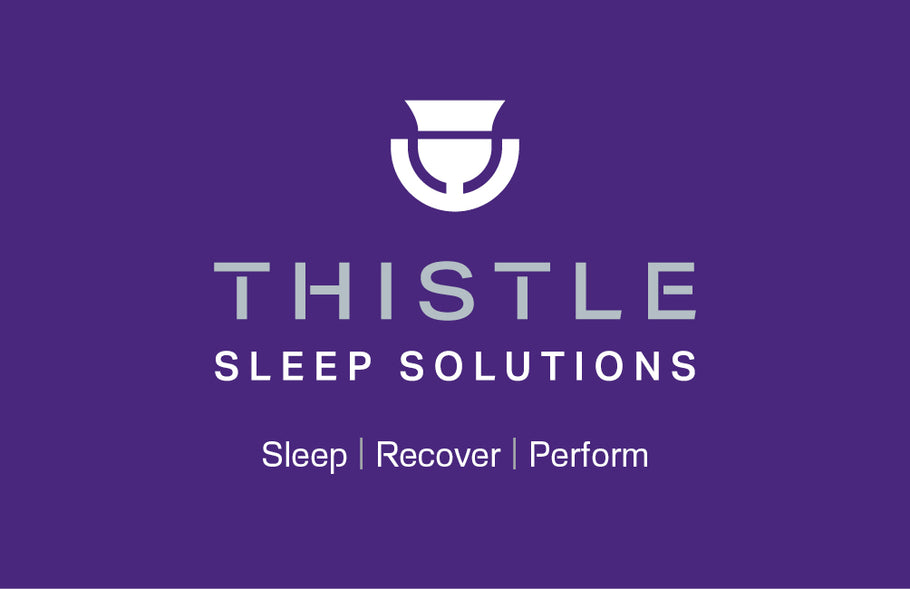 Introducing the new Thistle Sleep Solutions logo and company colours