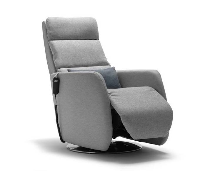 Accentu8 Arc Swivel rise and recline chair