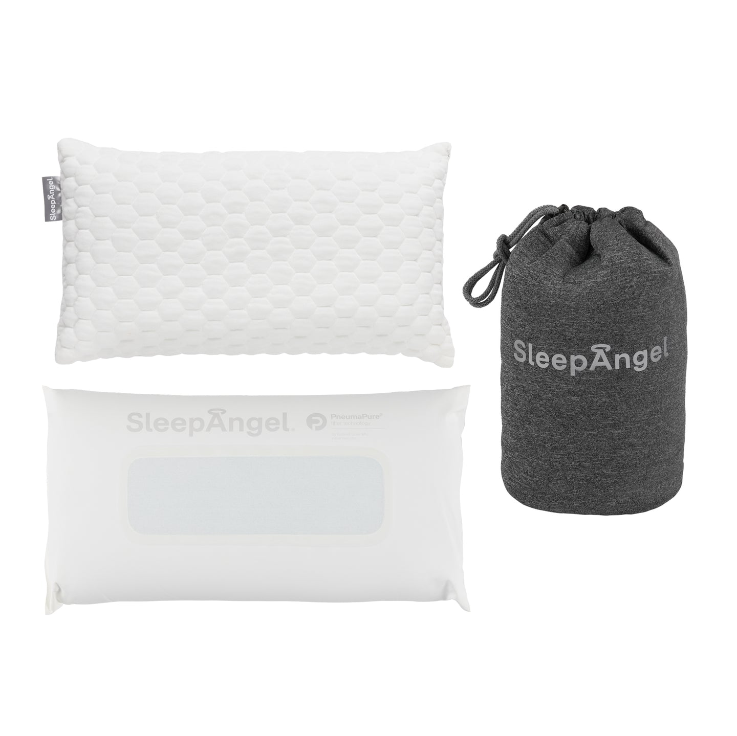 SleepAngel Travel Pillows - Thistle Sleep Solutions