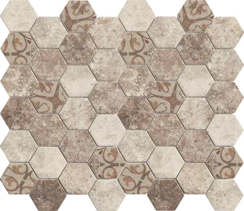 LARGE HEXAGON TILE