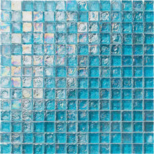 Load image into Gallery viewer, TURQUOISE GLASS MOSAIC