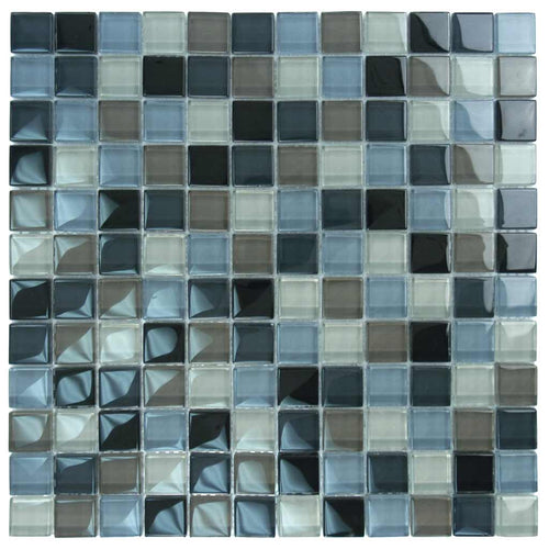 RETRO POOL TILES MOSAIC WATER