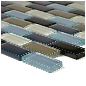 GLASS ACCENT TILE MOSAIC