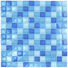 Load image into Gallery viewer, SWIMMING POOL BLUE TILES MOSAIC