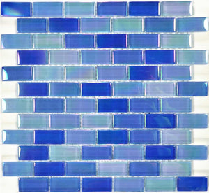 POOL WALL TILE MOSAIC