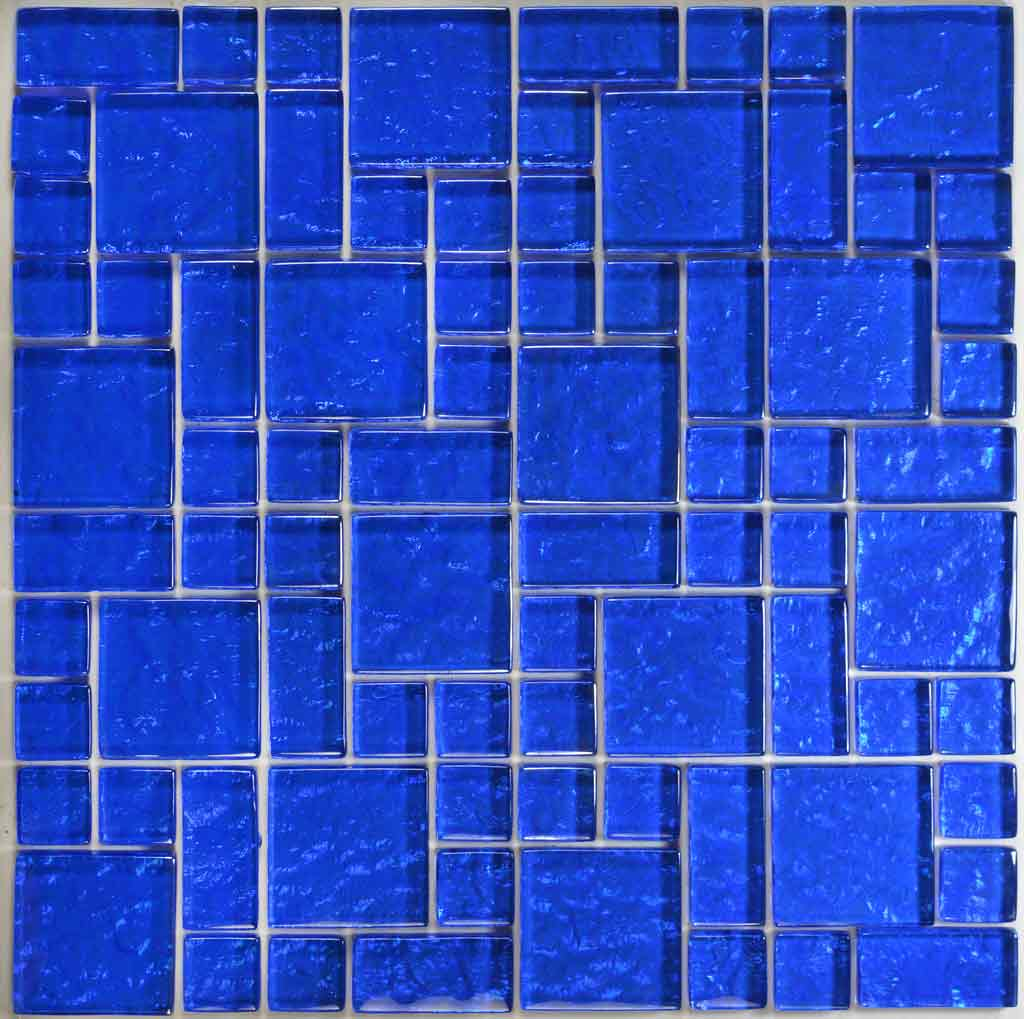 BLUE WATER POOL MOSAICS