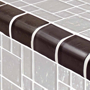 WATERLINE SWIMMING POOL TILE TRIM