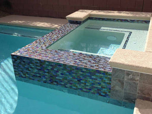 POOL TILE PHOENIX MOSAIC