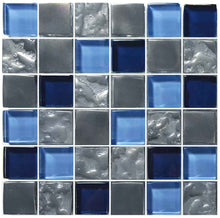 Load image into Gallery viewer, BLUE SWIMMING POOL TILES