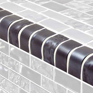 SWIMMING POOL DECORATIVE TILES TRIM