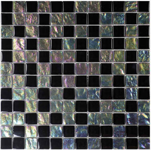 MODERN POOL TILE MOSAIC