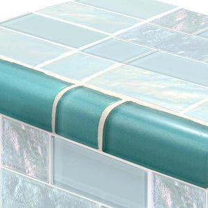 OUTDOOR POOL TILES TRIM