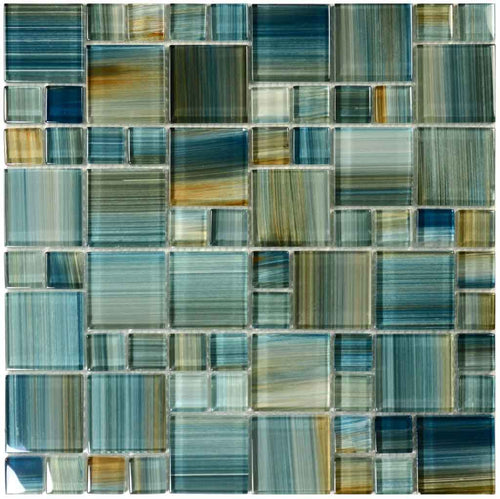 AQUA GLASS TILE